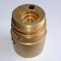 Precision Copper Component