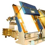 Platter/rolling Arrangement Inspection Machine