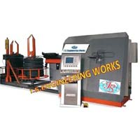 Fully Automatic Ring Making Machine