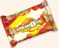 Litchi Cream Biscuit