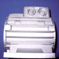 Aluminum Electric Motor Body Die Castings