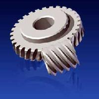 Worm Gear Wheel - 01