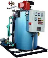 Gas Fired Steam Boiler - Saz Boilers