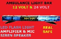 Ambulance & Police Bar Light