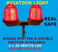 Aviation Obstruction Light Single & Dual