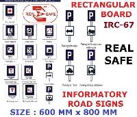 Informatory Sign Boards