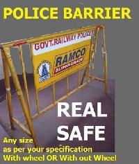 Metal Barrier