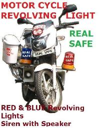 Motorcycle Revolving Lights