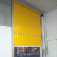 Rollflex Rapid Auto Roll Door