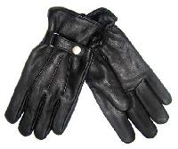 Leather Gloves - 01