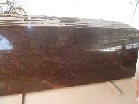Chocolate Brown Granite Slabs