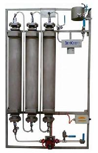 Online Transformer Dryer - Right Control & Instrument