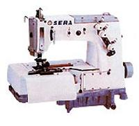 Two Needle Double Chainstitch Picot Machine