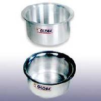 Aluminium Pots