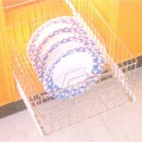 SS Plate Basket