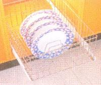Stainless Steel Plate Basket