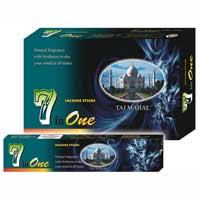 7 in 1 Incense Sticks