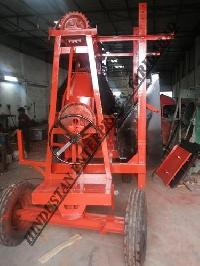 Builder Hoist Concrete Mixer
