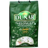Dunar Elonga Long Grain Basmati Rice