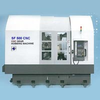 CNC Gear Hobbing Machines