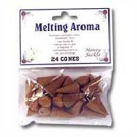 Melting Aroma Incense Cones  (FIC-3)