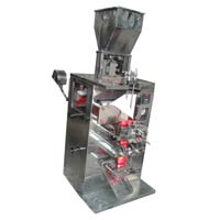 Four Track Pouch Packaging Machine