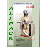 Liquid High Speed Multy Track Pouch Packaging Machine