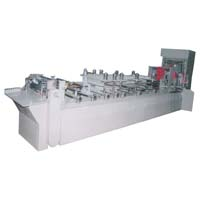 Pouch Making Machine for Three Side Seal Bag / Stand-up Pouch / Zipper