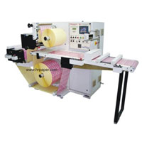 Label Inspection & Slitting Machine (HR ISR 113)