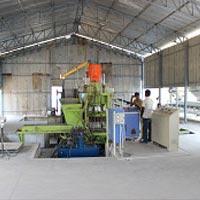 Plc Control Fly Ash Brick Making Machine