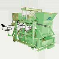 16.5 Hp Auto Feeder Concrete Block Making Machine