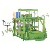 17 Hp Auto Feeder Concrete Block Making Machine