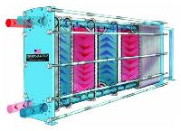 SUPERCHANGER® Plate & Frame Heat Exchanger