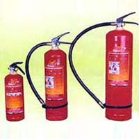 Store Pressure Type Dry Chemical Powder Fire Extinguishers