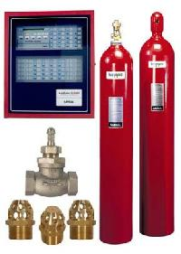 Inergen Fire Suppression System