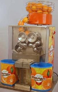 Orange Juice Machine With Auto. Feeder
