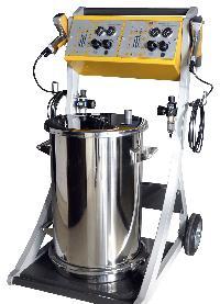 Electrostatic Powder Spray Coating System