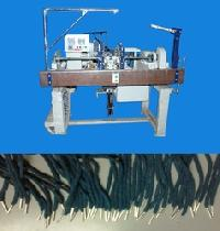 Aluminum File Lace Tipping Machine