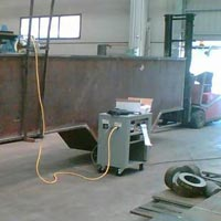 Vibratory Stress Relieving Services For Heavy Fabrications