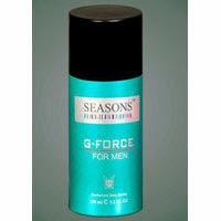 Seasons Deodorant - G-force