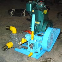 Diesel Engine Driven Hydro Testing Pumps