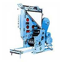 Folder Web Offset Printing Machine