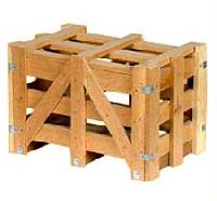 Wooden Crates - 02