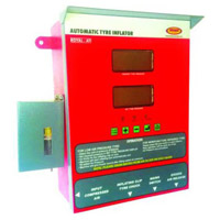 Automatic Tyre Inflator for Cars