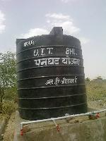 ERCON ISI Marked Water Storage Tanls