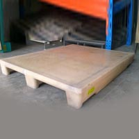 Plastic Pallets with Rack Lock