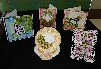 Punch Craft Greeting Cards