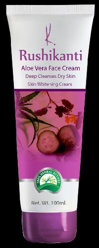 Rushikanti Aloe Vera Face Cream