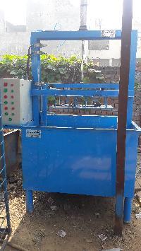 Semi Automatic Egg Tray Making Machine