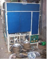 Automatic Doble Die Paper Plate Making Machine